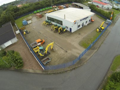 HKL Baumaschinen Schuby - Mieten - Kaufen - Service