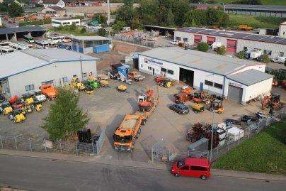 HKL Baumaschinen Trier - Mieten - Kaufen - Service