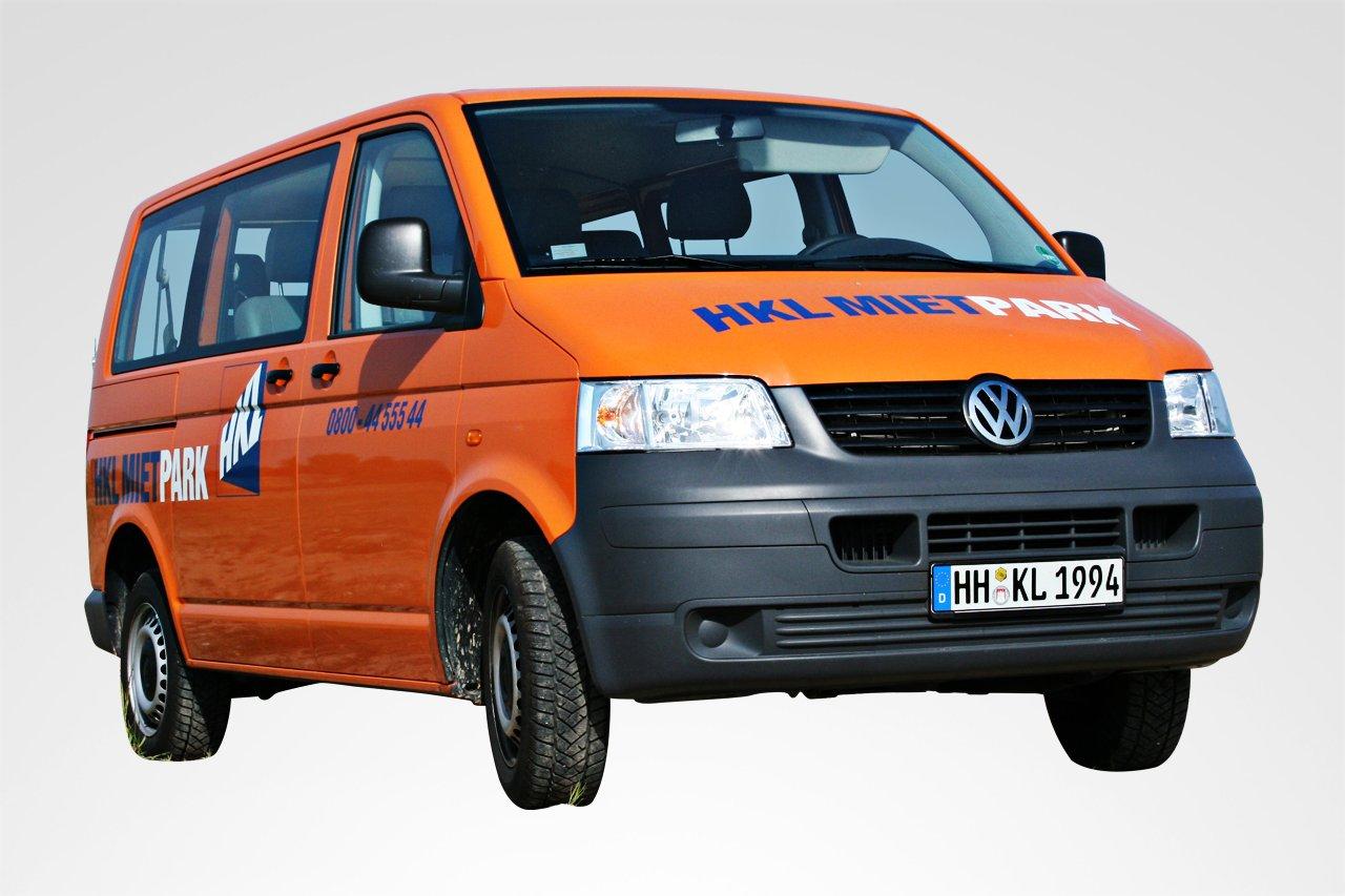 Volkswagen Bus T5 Personentransporter